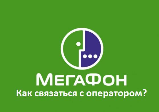 Служба поддержки Мегафон - все способы связи